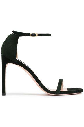 STUART WEITZMAN Suede sandals