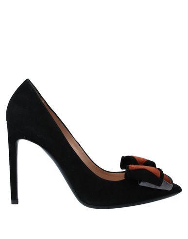 Фото - Женские туфли JULIE PILÒN Paris черного цвета