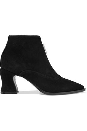 McQ Alexander McQueen Eddy suede ankle boots