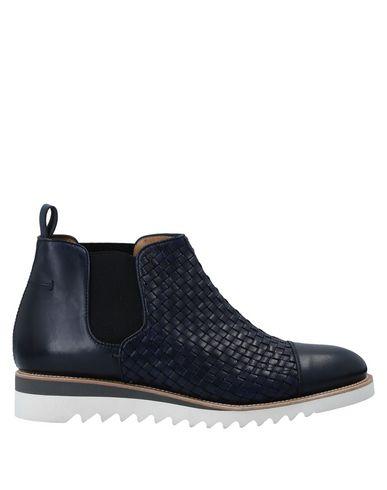 Купить Полусапоги и высокие ботинки от MIGLIORE темно-синего цвета