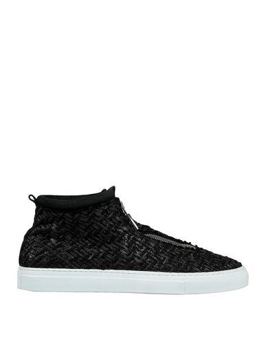 Фото - Высокие кеды и кроссовки от DIEMME черного цвета