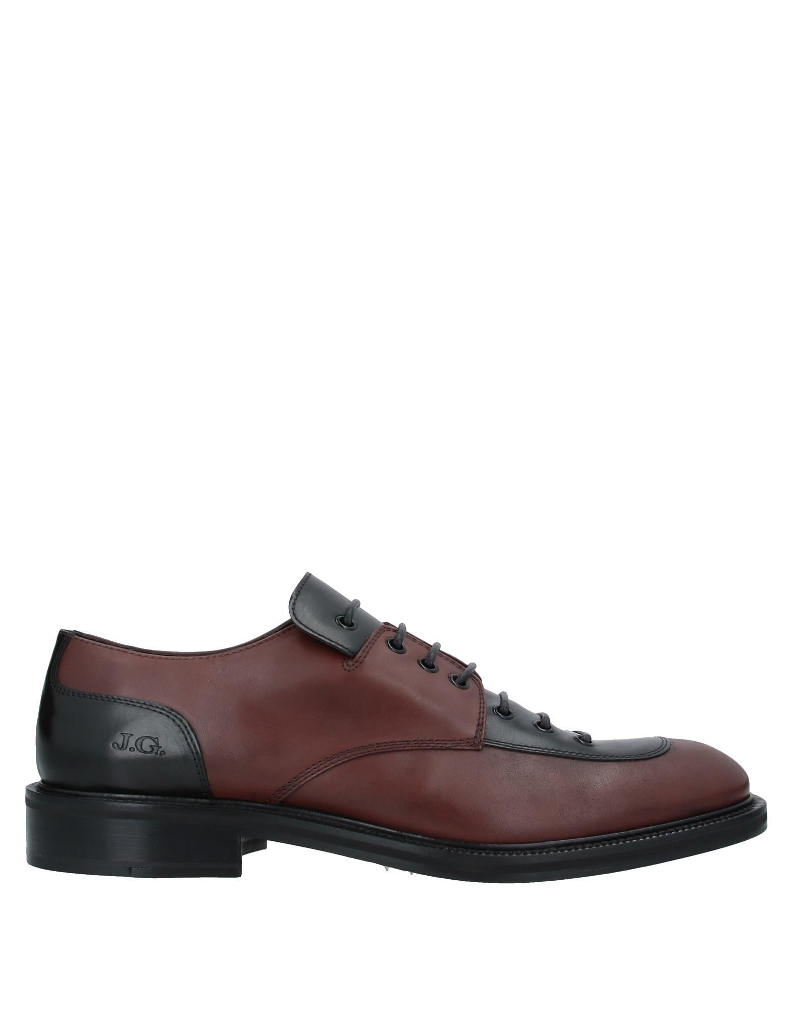 цена JOHN GALLIANO Обувь на шнурках онлайн в 2017 году