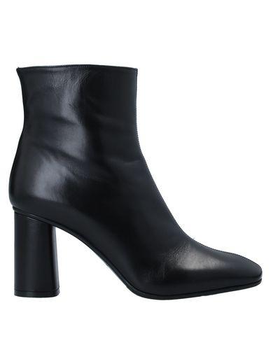 Купить Полусапоги и высокие ботинки от SERGIO LEVANTESI черного цвета