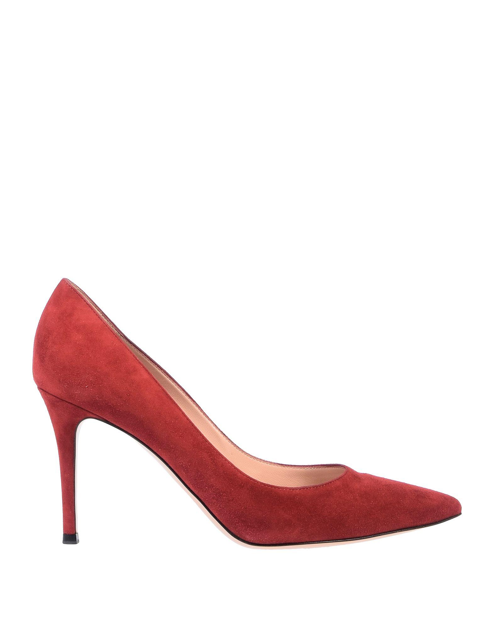 цена GIANVITO ROSSI Туфли онлайн в 2017 году