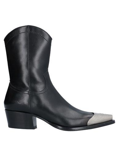 Купить Мужские сапоги  черного цвета
