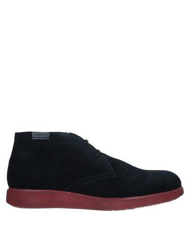 Фото - Обувь на шнурках от STONEFLY темно-синего цвета