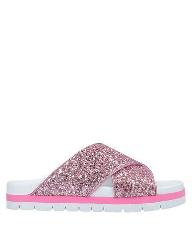 Купить Женские сандали MSGM розового цвета