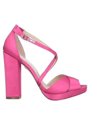 Купить Женские сандали  цвета фуксия