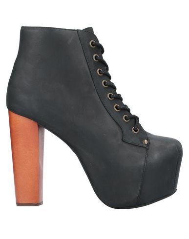 Купить Полусапоги и высокие ботинки от JEFFREY CAMPBELL черного цвета