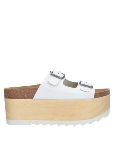 Купить Женские сандали JEFFREY CAMPBELL белого цвета