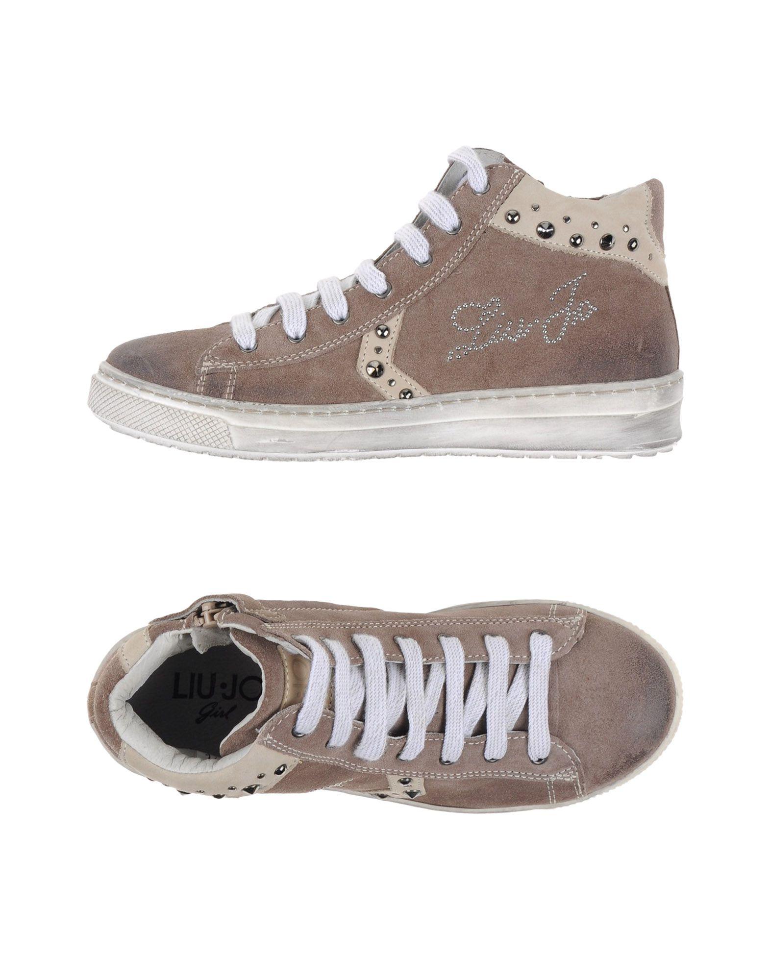 LIU •JO Высокие кеды и кроссовки liu •jo shoes высокие кеды и кроссовки