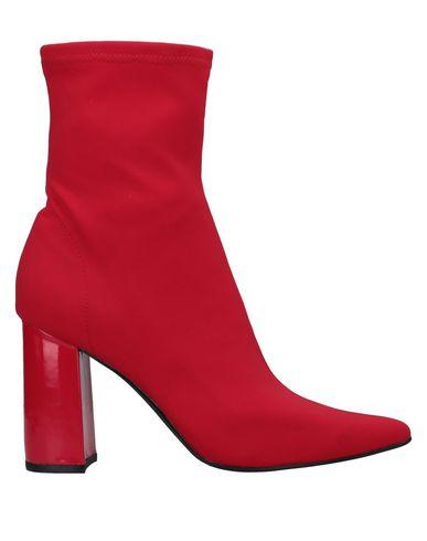 Купить Полусапоги и высокие ботинки от JEFFREY CAMPBELL красного цвета
