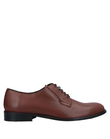 Купить Обувь на шнурках коричневого цвета