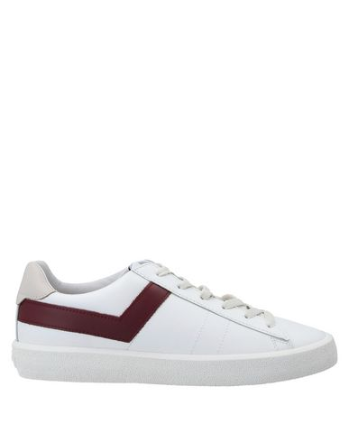 Купить Низкие кеды и кроссовки белого цвета