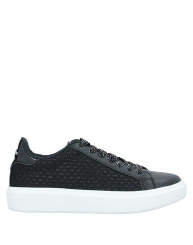 Купить Низкие кеды и кроссовки от LOTTO LEGGENDA черного цвета