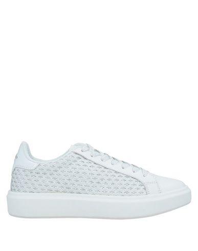 Купить Низкие кеды и кроссовки от LOTTO LEGGENDA белого цвета