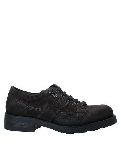 Купить Обувь на шнурках от O.X.S. темно-коричневого цвета