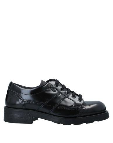Купить Обувь на шнурках от O.X.S. черного цвета