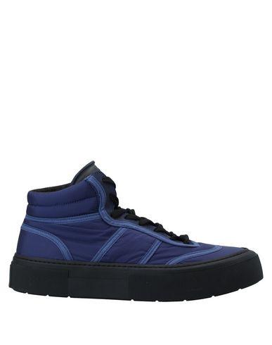 Купить Высокие кеды и кроссовки от O.X.S. синего цвета
