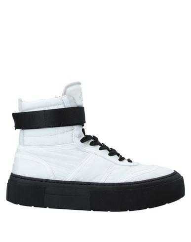 Купить Высокие кеды и кроссовки от O.X.S. белого цвета