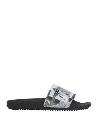 Купить Мужские сандали  грифельно-синего цвета