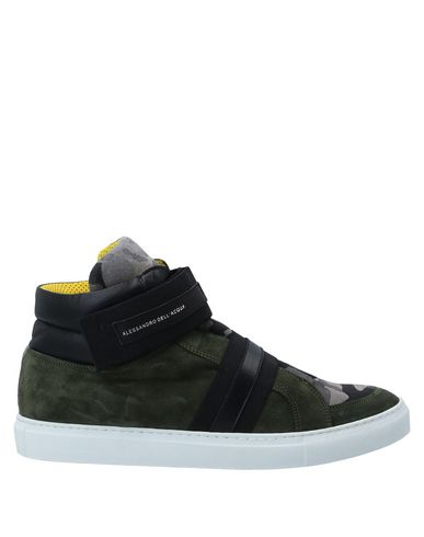 ALESSANDRO DELL'ACQUA Sneakers & Tennis montantes homme