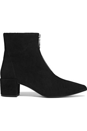 IRIS & INK Kelson suede ankle boots