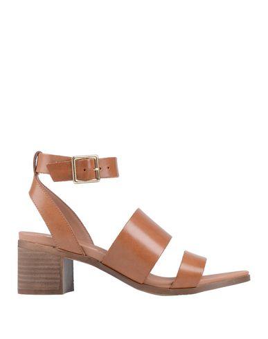 Купить Женские сандали STEVE MADDEN коричневого цвета