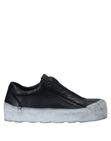Купить Низкие кеды и кроссовки от O.X.S. черного цвета
