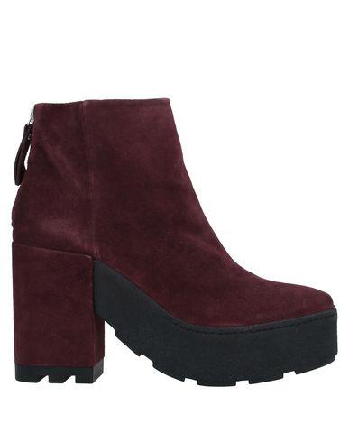Купить Полусапоги и высокие ботинки от VIC MATIĒ красно-коричневого цвета
