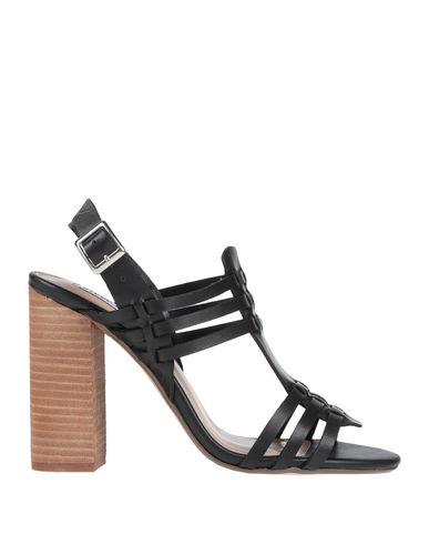 Купить Женские сандали STEVE MADDEN черного цвета