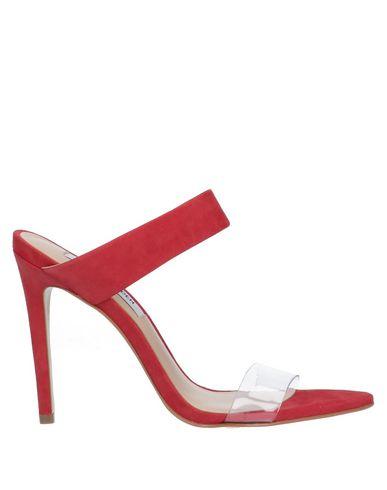 Купить Женские сандали STEVE MADDEN красного цвета