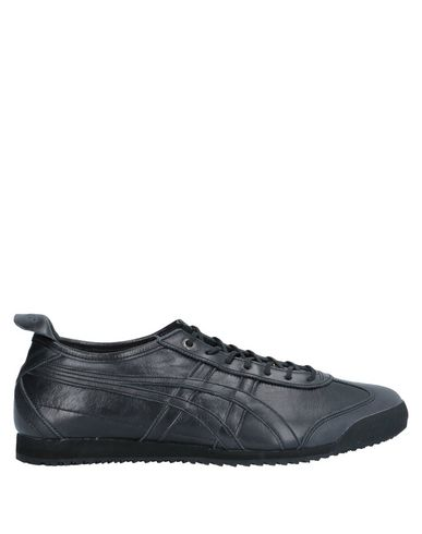 Купить Низкие кеды и кроссовки от ONITSUKA TIGER черного цвета