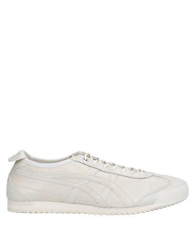 Купить Низкие кеды и кроссовки от ONITSUKA TIGER светло-серого цвета