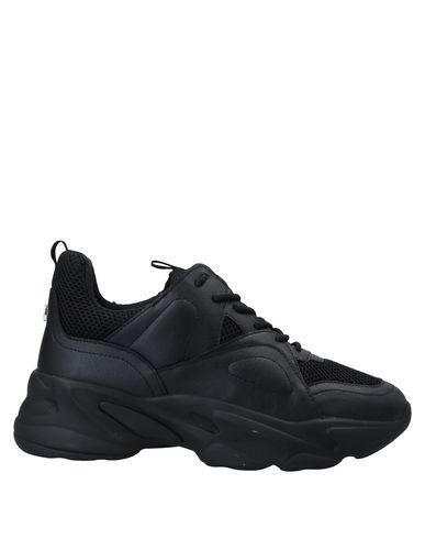 Купить Низкие кеды и кроссовки от STEVE MADDEN черного цвета