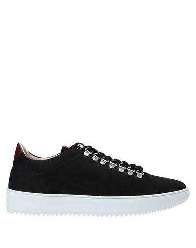Купить Низкие кеды и кроссовки от ROYAL REPUBLIQ черного цвета