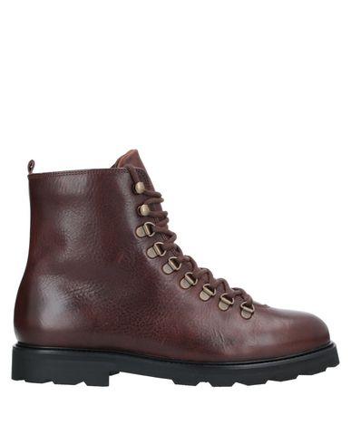 Купить Полусапоги и высокие ботинки от ROYAL REPUBLIQ коричневого цвета