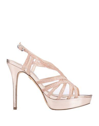 Купить Женские сандали  бронзового цвета
