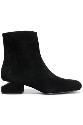 ALEXANDER WANG Kelly suede ankle boots