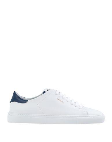 Купить Низкие кеды и кроссовки от AXEL ARIGATO белого цвета