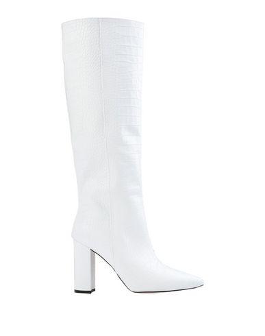 Фото - Женские сапоги BIANCA DI белого цвета