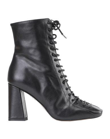 Купить Полусапоги и высокие ботинки от BIANCA DI черного цвета