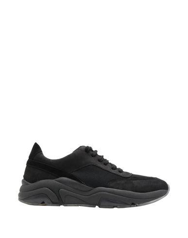 Купить Низкие кеды и кроссовки от 8 by YOOX черного цвета