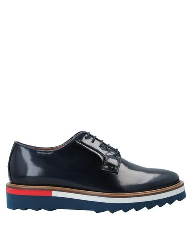 Купить Обувь на шнурках от MARECHIARO 1962 темно-синего цвета