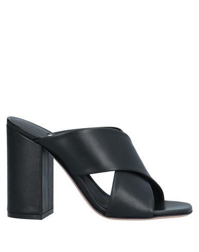 Купить Женские сандали KALLISTÈ черного цвета