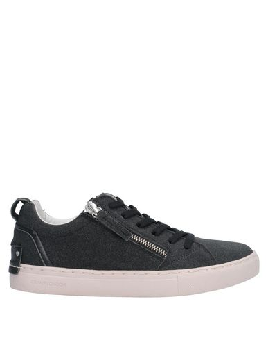 Купить Низкие кеды и кроссовки черного цвета
