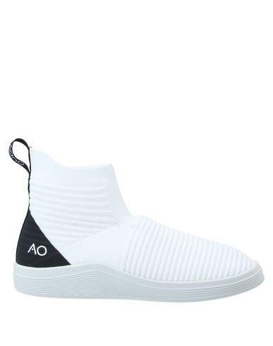 Купить Высокие кеды и кроссовки от ADNO® белого цвета