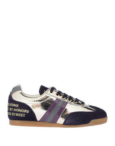 Купить Низкие кеды и кроссовки от SERAFINI LUXURY фиолетового цвета