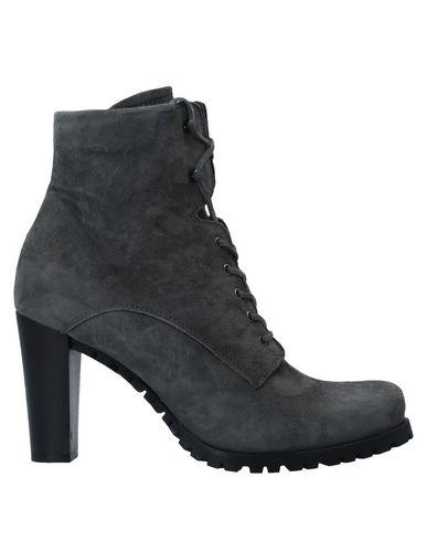Купить Полусапоги и высокие ботинки от SERGIO CIMADAMORE цвет стальной серый