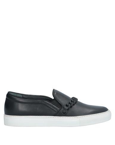Купить Низкие кеды и кроссовки от LOUIS LEEMAN черного цвета